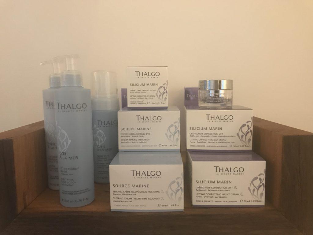 Interessanter Weiterbildungstag für STE-SA Team in Thalgo Kosmetik-Behandlungen